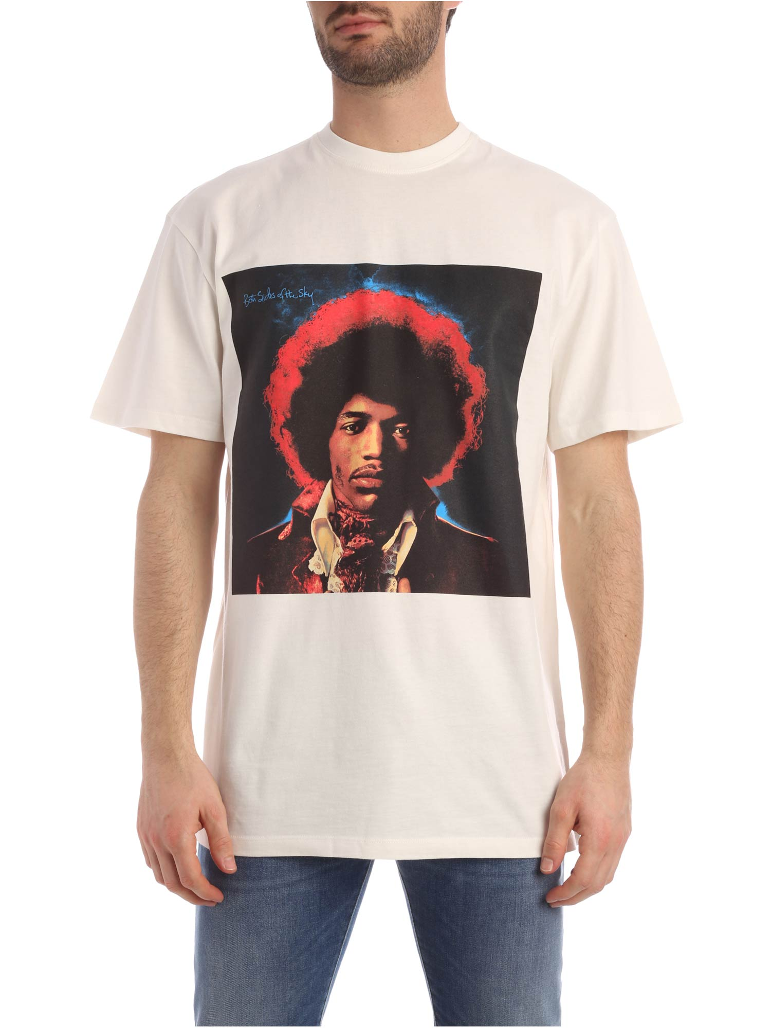 Picture of Ih Nom Uh Nit | T-Shirt Hendrix Sky