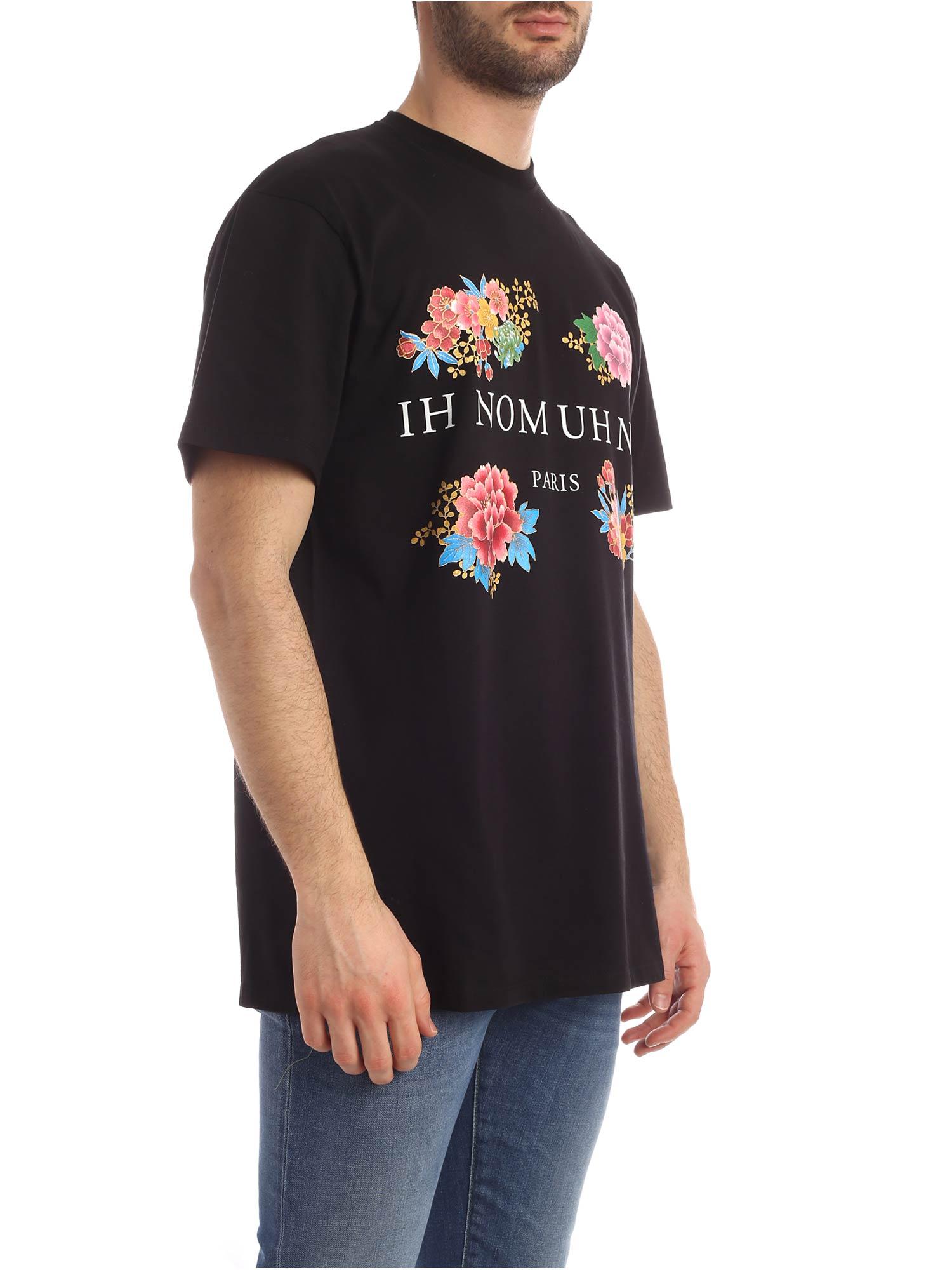 Immagine di Ih Nom Uh Nit | T-Shirt Flowery Print