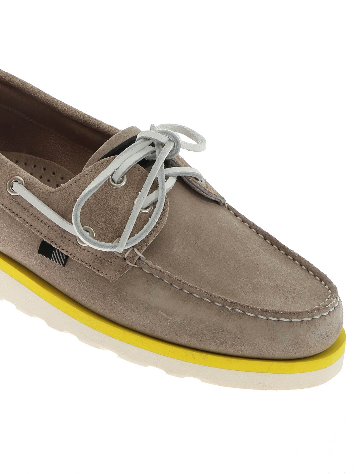 Picture of Woolrich | Boat Shoe