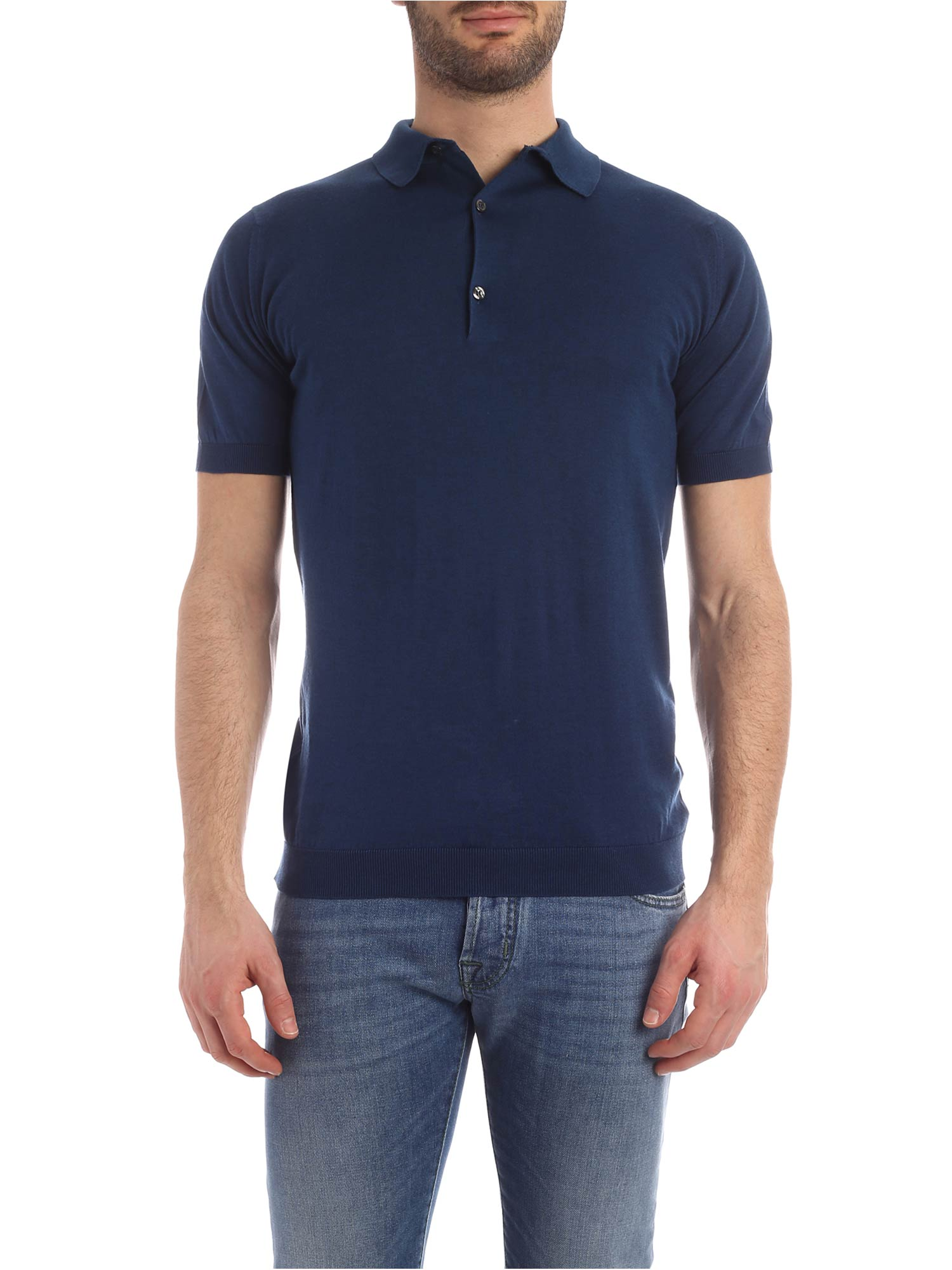 Picture of John Smedley | Adrian Shirt Ss