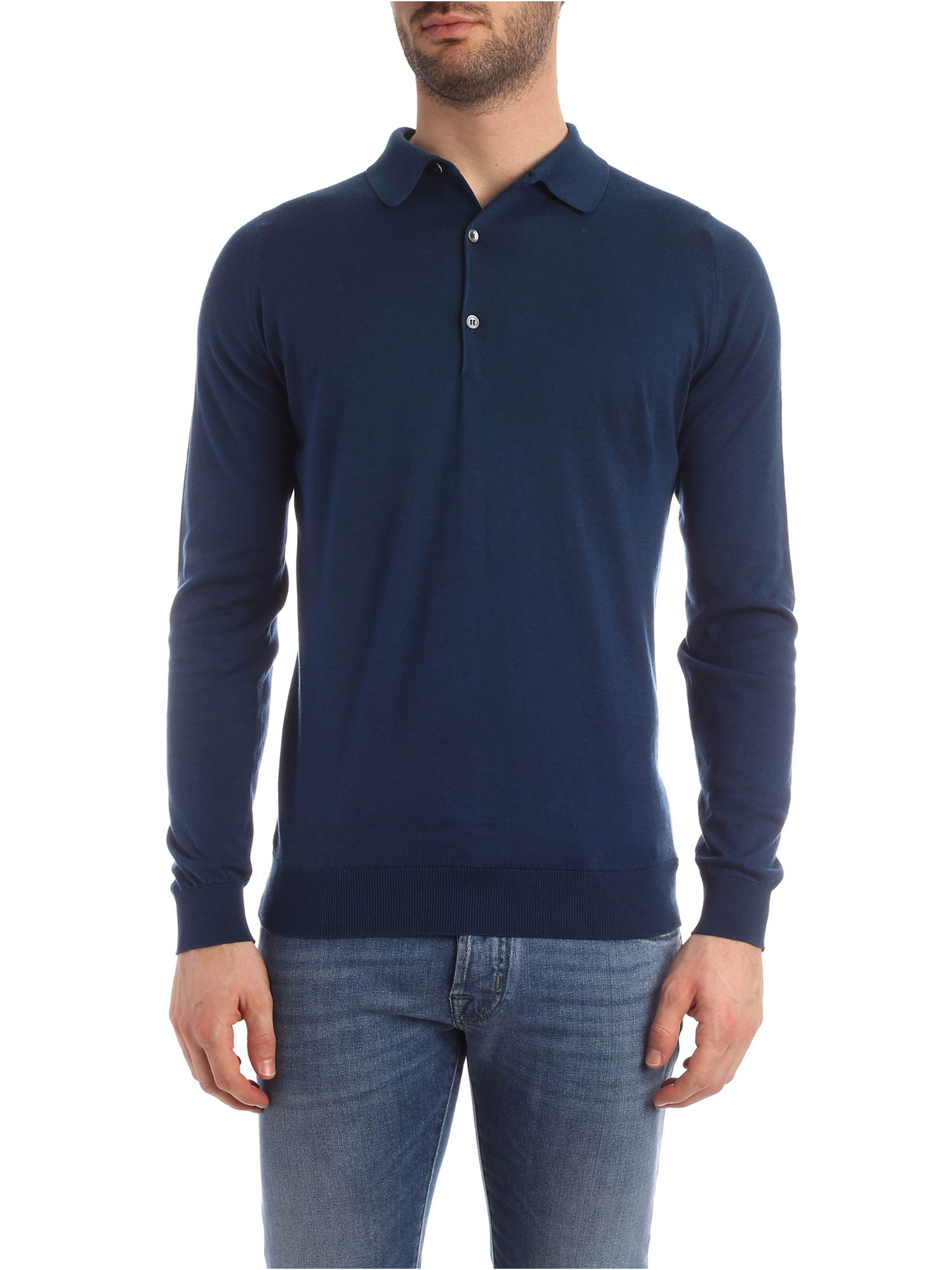 Picture of John Smedley | Bradwell Shirt Ls