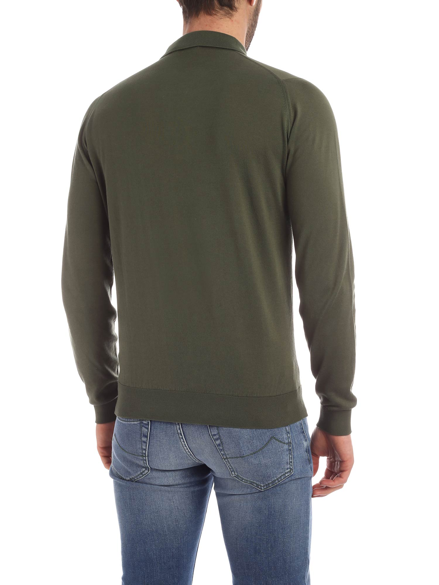 Picture of John Smedley | Bradwell Shirt Ls