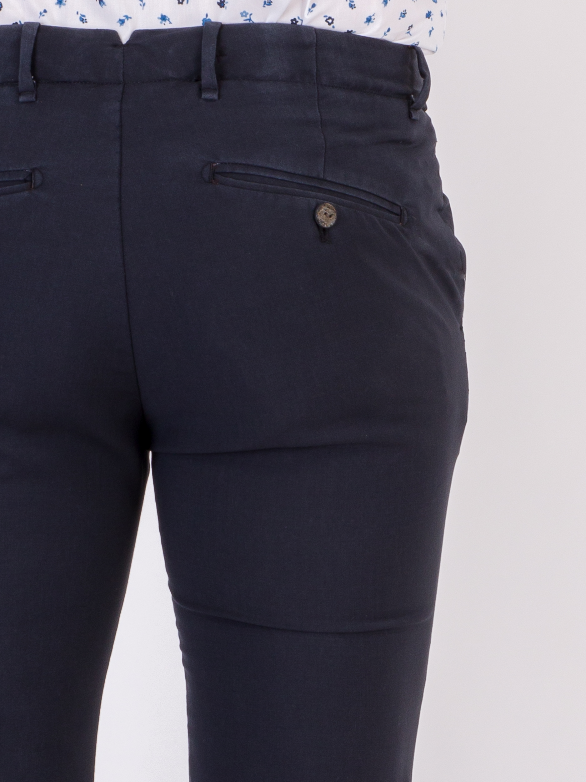 Picture of Myths | Trousers Micro Pinces Wool