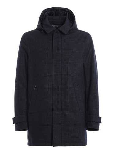 Picture of Herno Laminar | Trench Wool