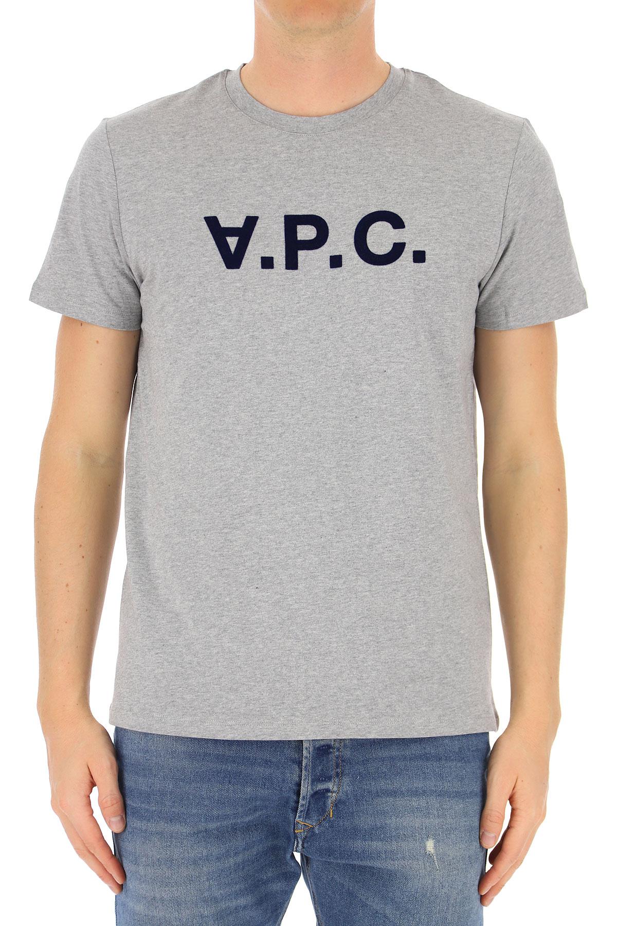 Immagine di A.P.C.   T-Shirt Vpc Color H