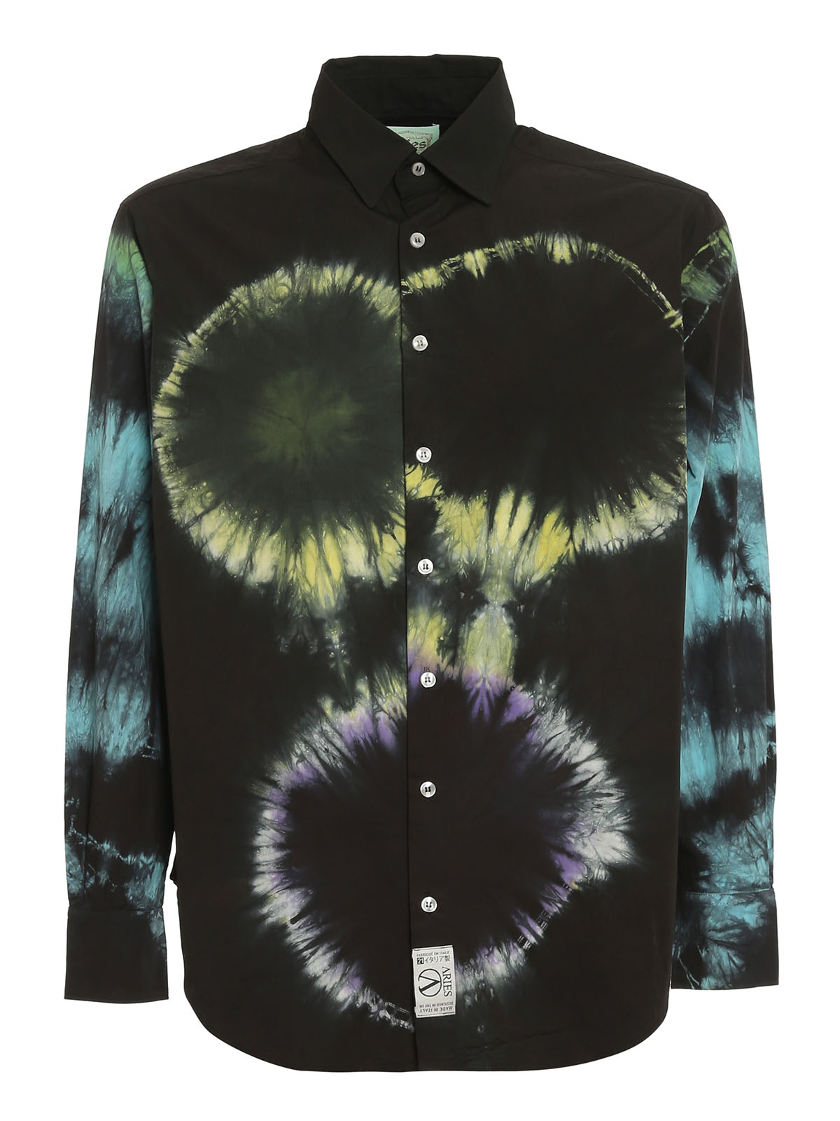 Picture of Aries | Tie-Dye Headlights Shirt