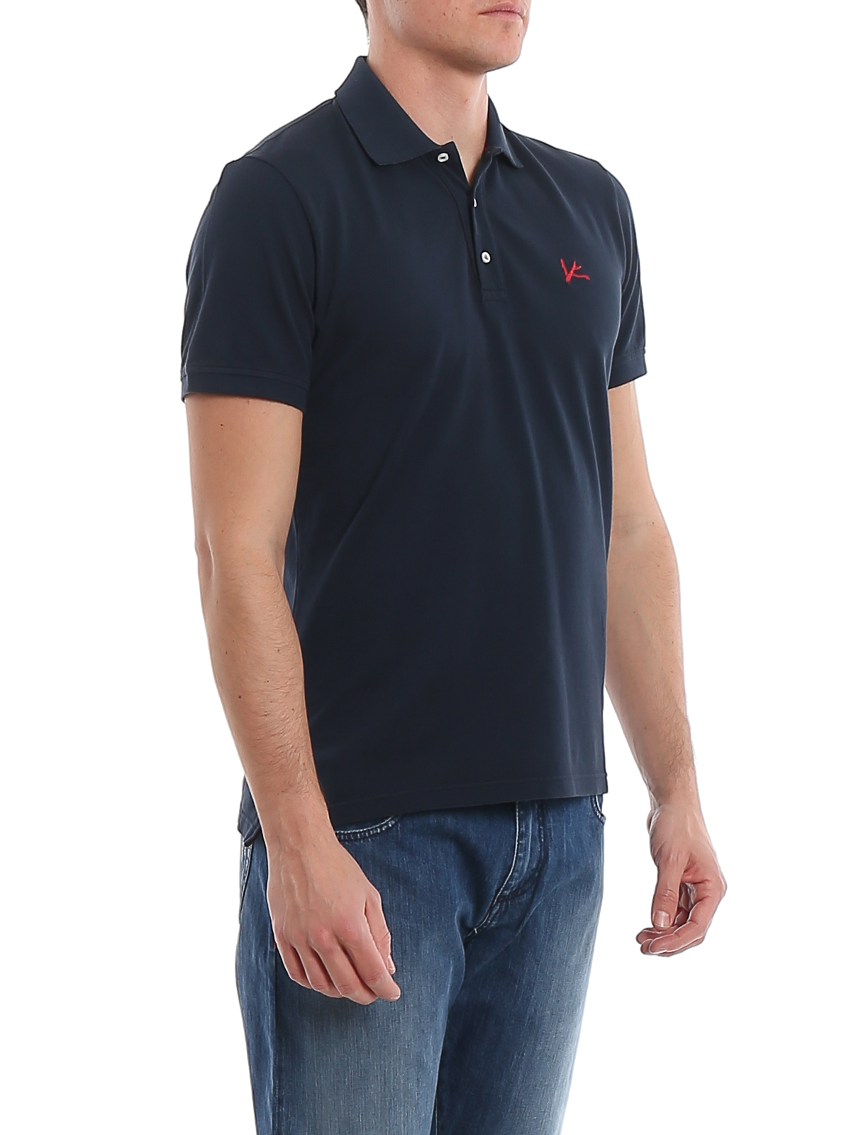 Picture of Isaia | Polo S/S