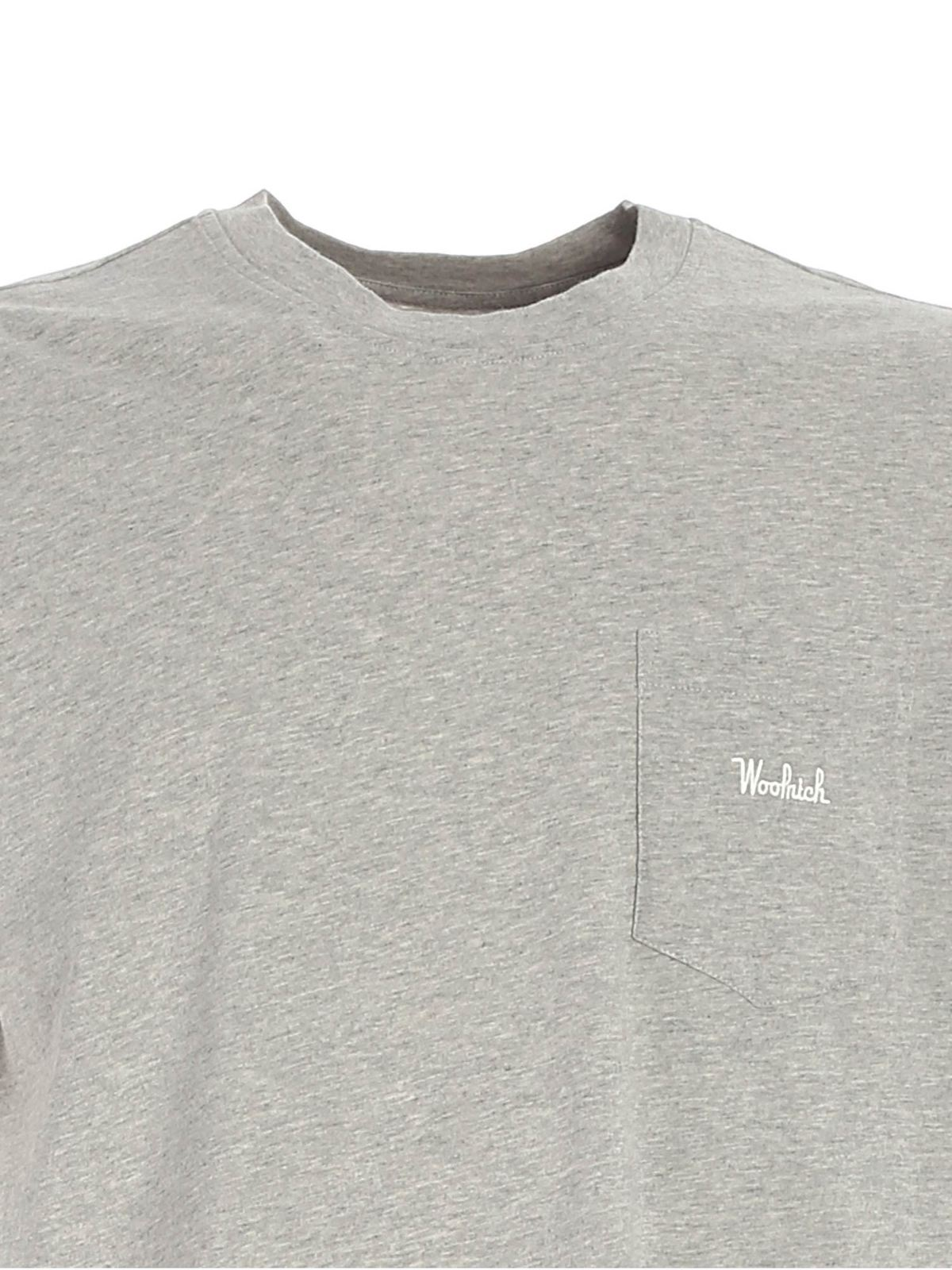 Picture of Woolrich | Pocket Tee