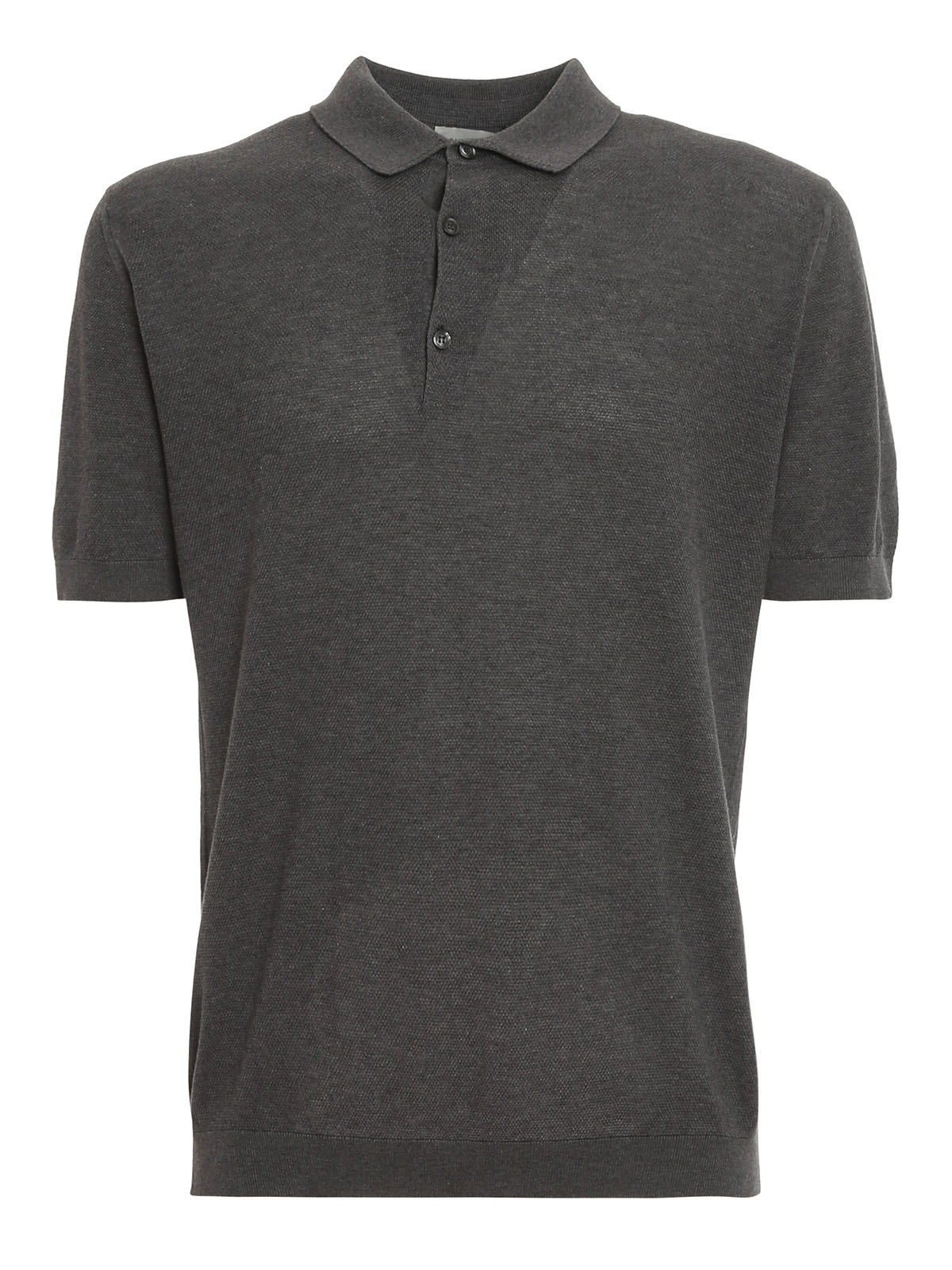Picture of John Smedley | Roth Pique Shirt Ss