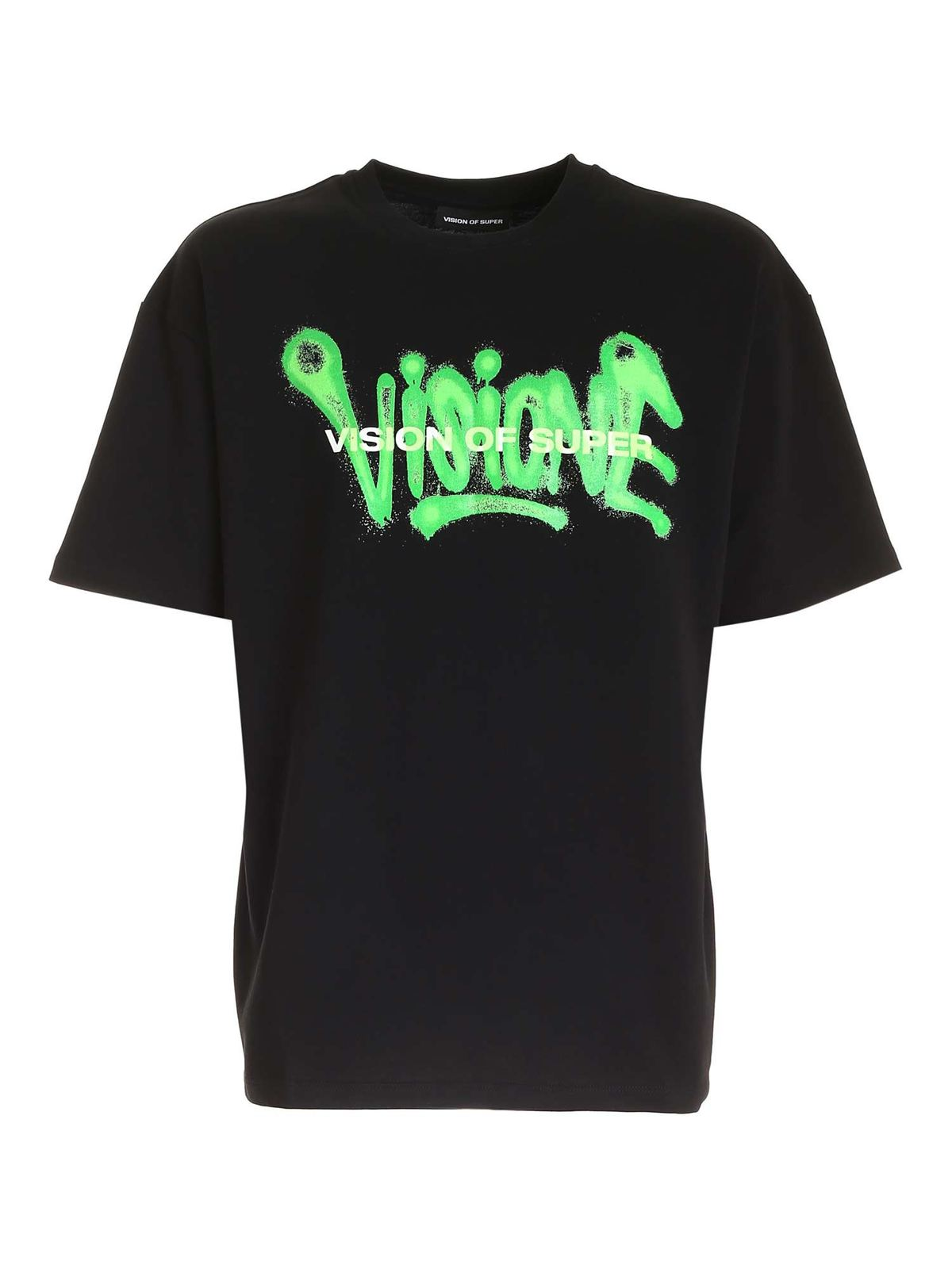 Immagine di Vision Of Super | Tshirt With Green Spray