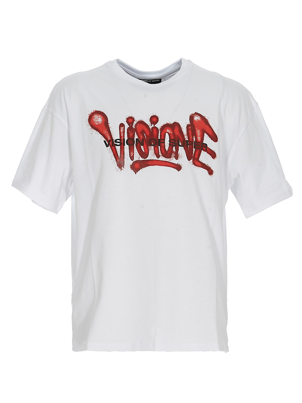 Immagine di Vision Of Super | Tshirt With Red Spray