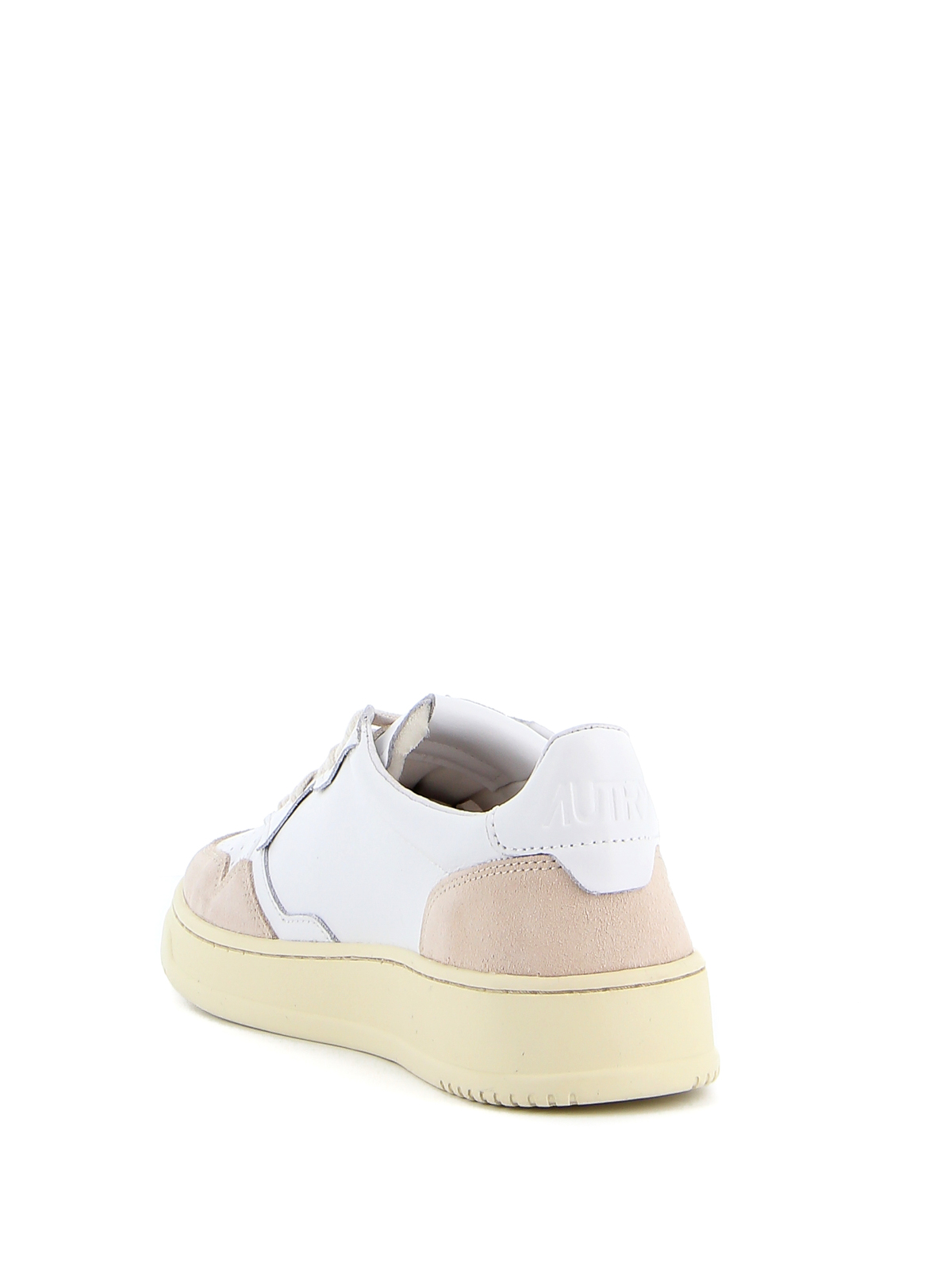 Picture of Autry   Sneakers Leather Nylon