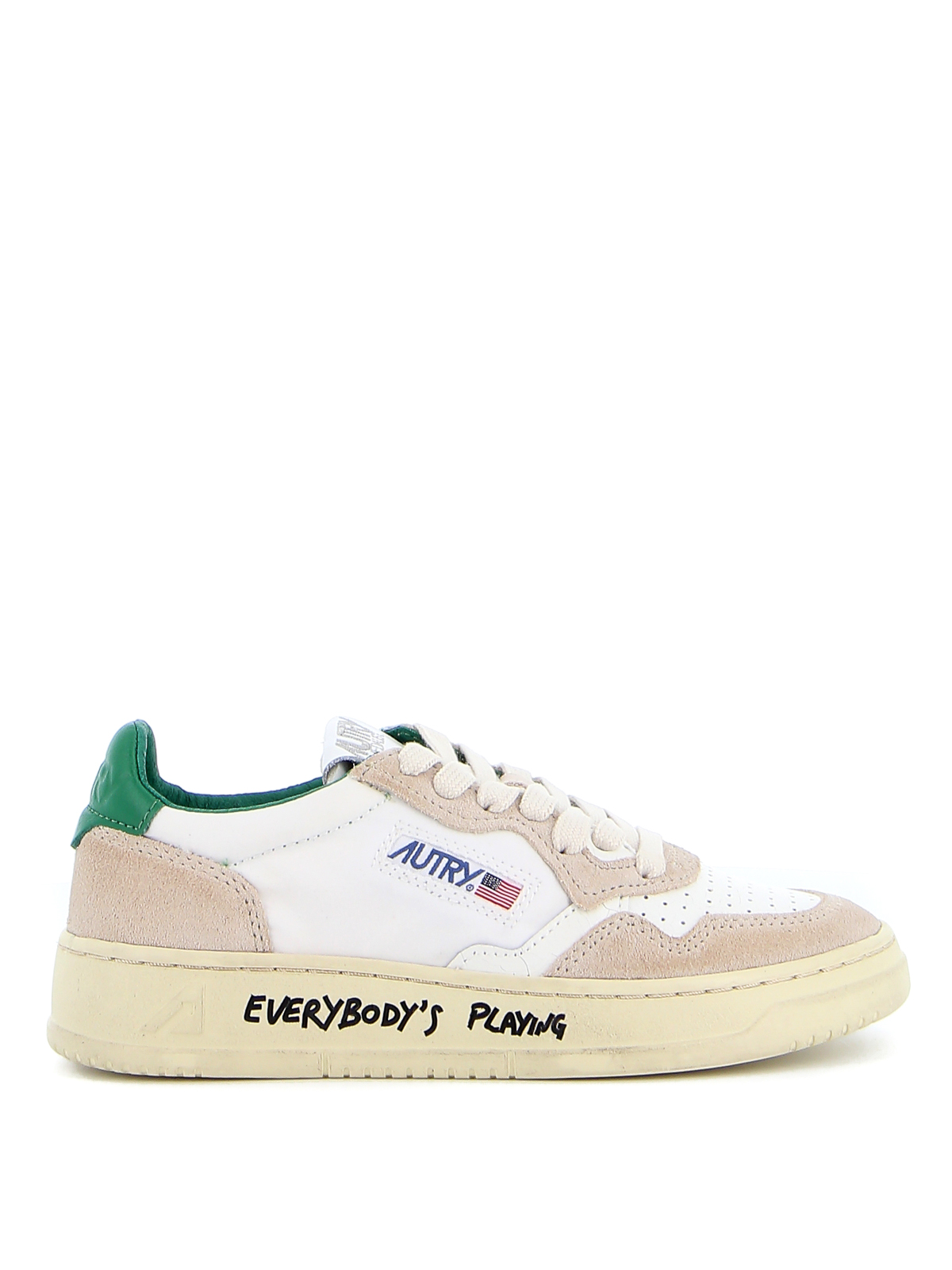 Picture of Autry | Sneakers Leather Crack