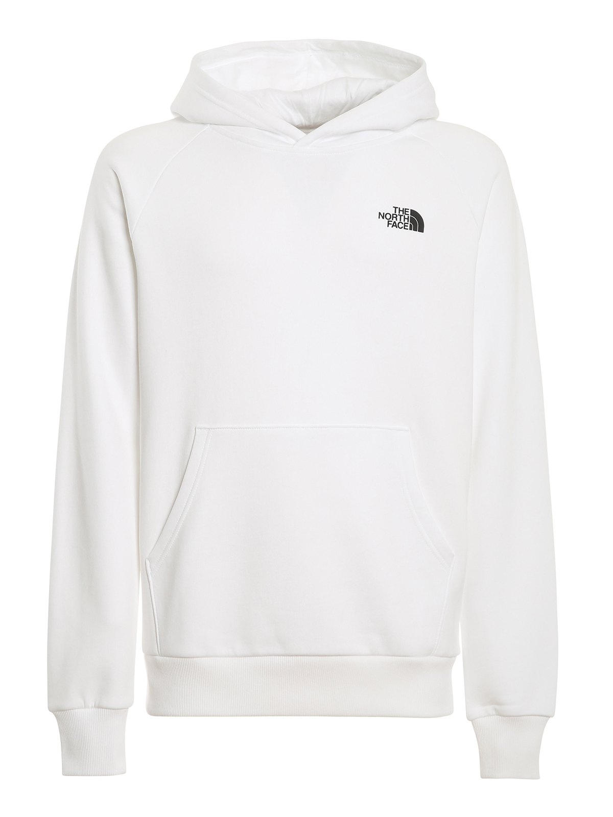 Picture of The North Face | M Raglan Red Box Hd Tnf White