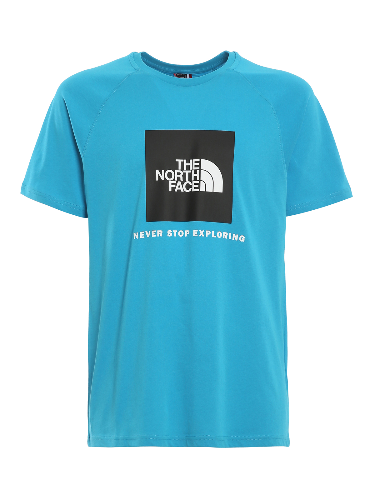 Immagine di The North Face   M Ss Rag Red Box Tee