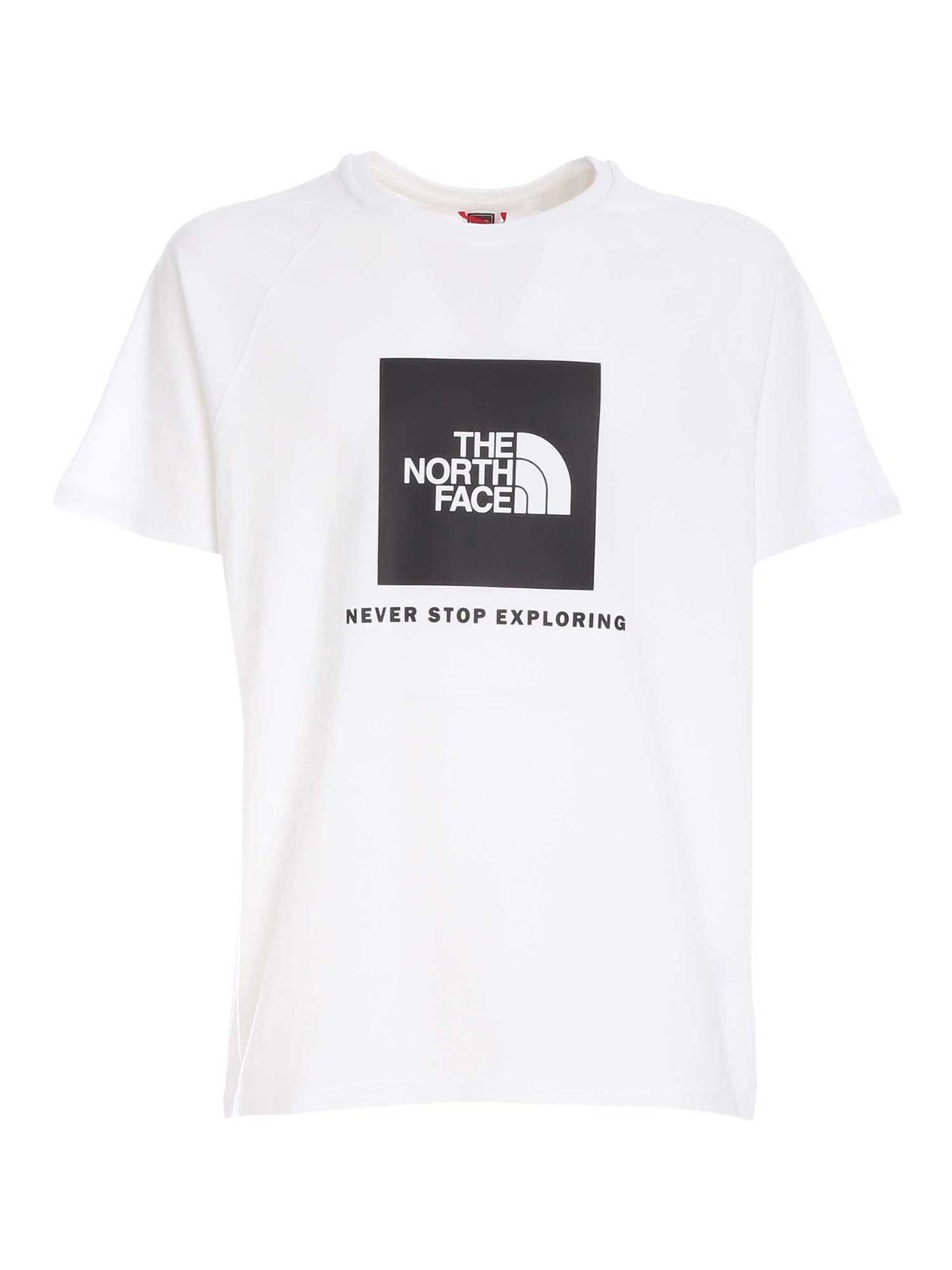 Immagine di The North Face | M Ss Rag Red Box Tee