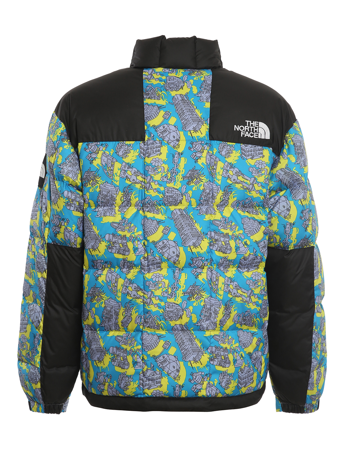 Picture of The North Face | M Lhotse Jacket Tnf Blk/Tnf Blk