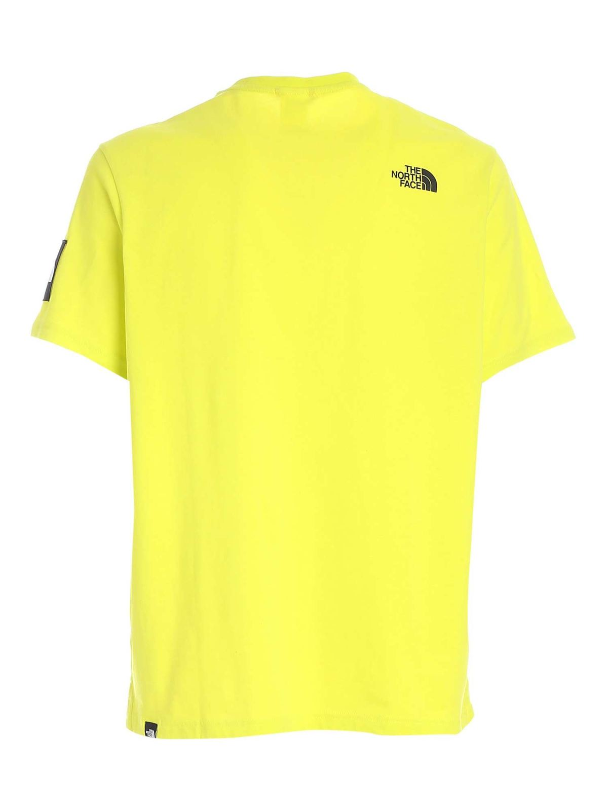 Picture of The North Face | M Ss Fine Alp Tee 2 Tnf