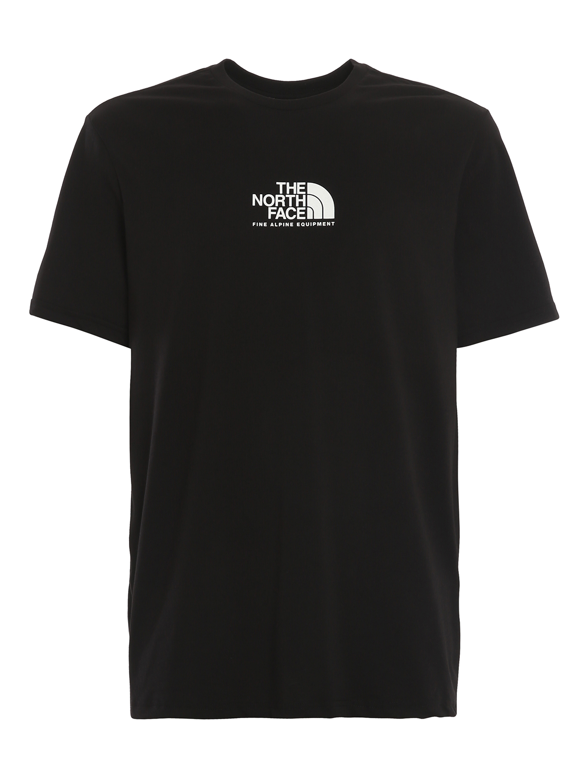 Picture of The North Face | M Ss Fine Alp Tee 3 Tnf