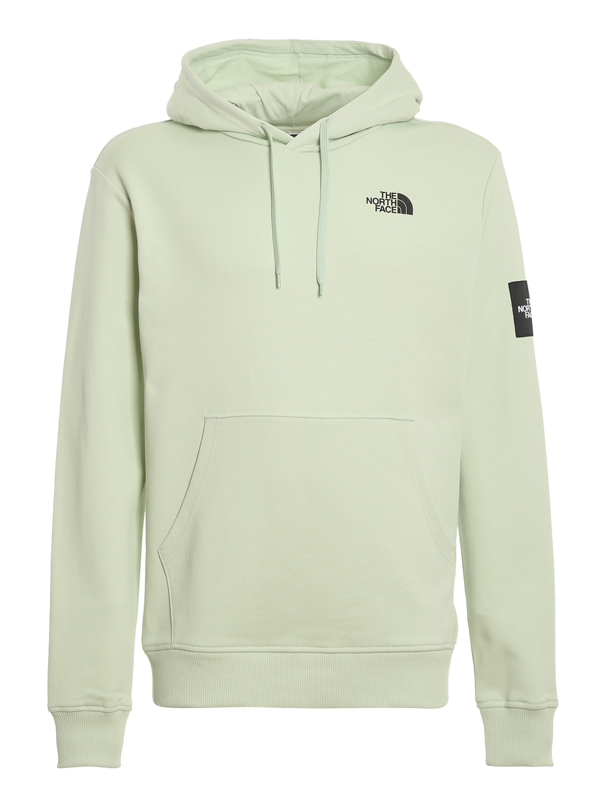 Picture of The North Face   M Bl Box Hood Fleece Tnf