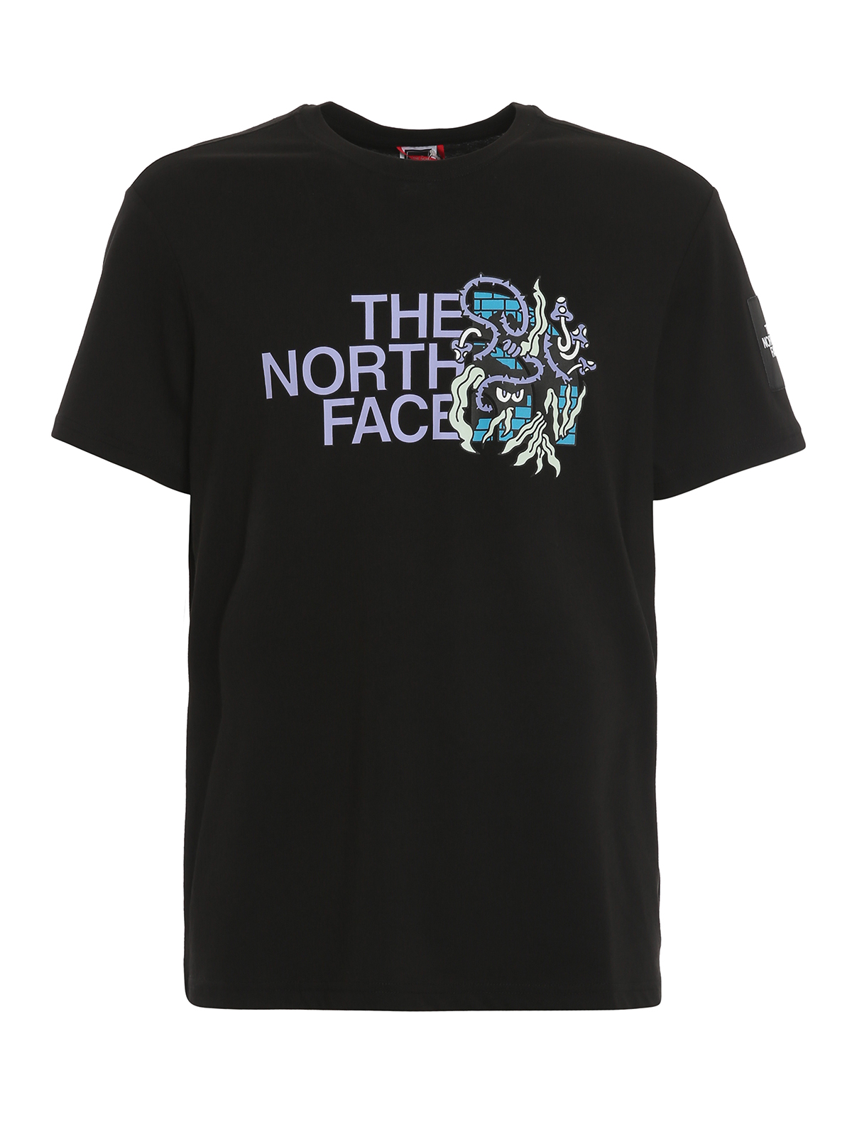 Picture of The North Face | M Bl Box Ss Grph Tee Tnf
