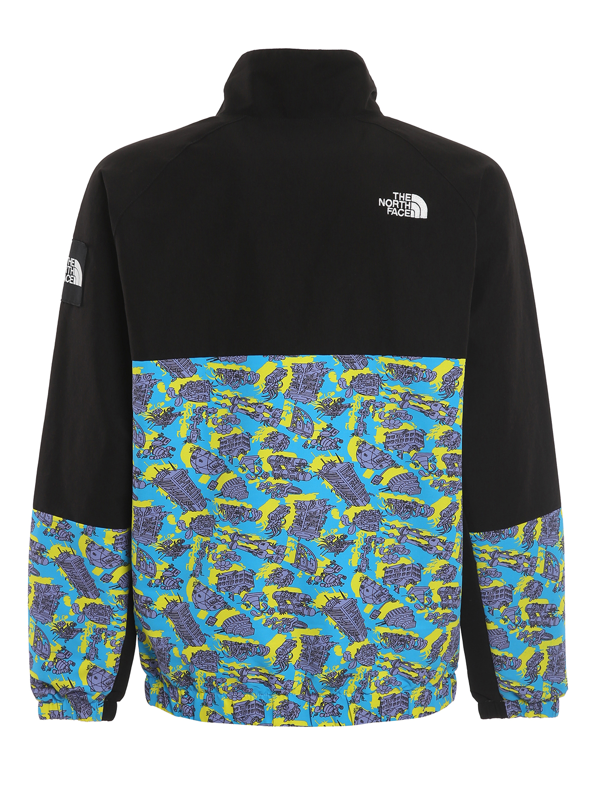 Picture of The North Face   M Bb Trk Top Tnf