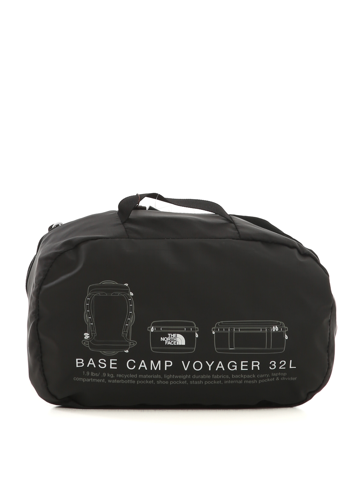 Picture of The North Face   Bc Voyager 32L Tnfblack/Tnfwht