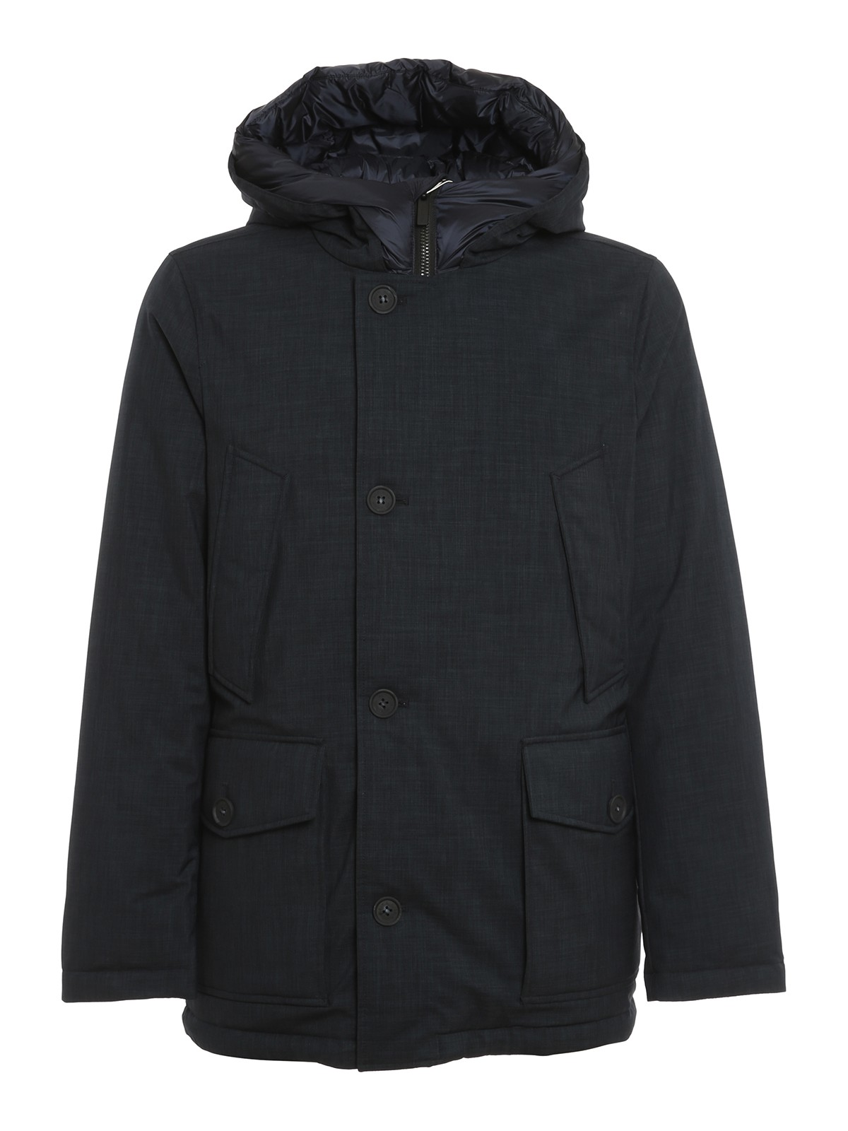 Picture of Woolrich | City Tech Wool Parka