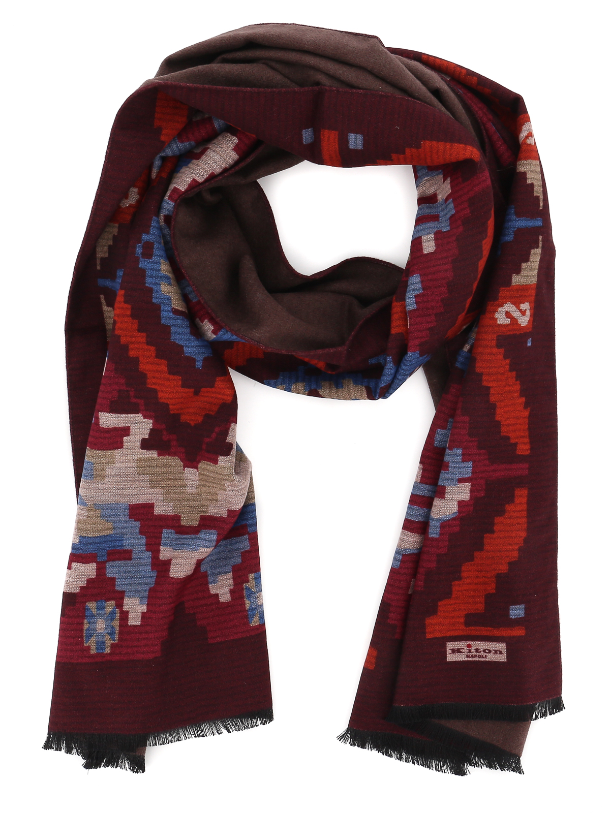 Picture of Kiton   Scarf
