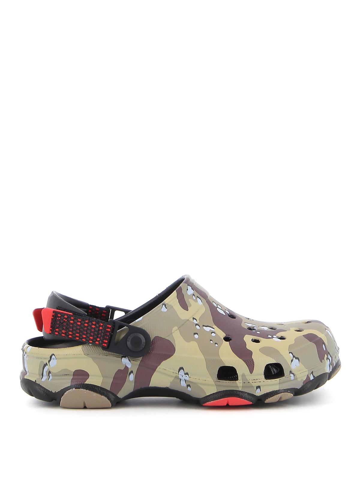 Picture of Crocs | Cls All Terrain Desert Camo M