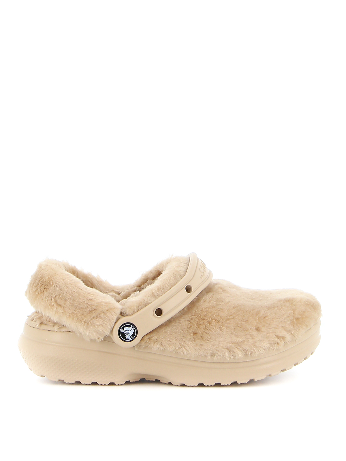 Picture of Crocs   Classic Fur Sure W
