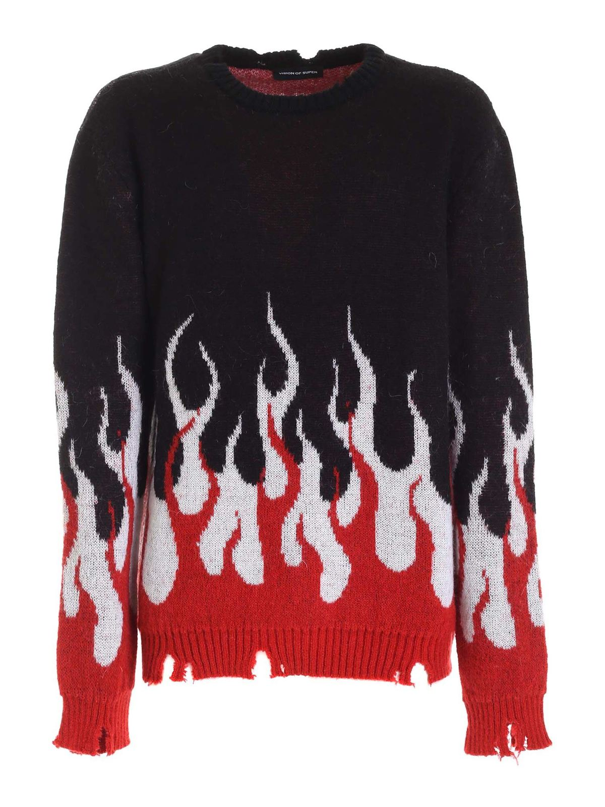 Immagine di Vision Of Super | Jumper With Double Flames