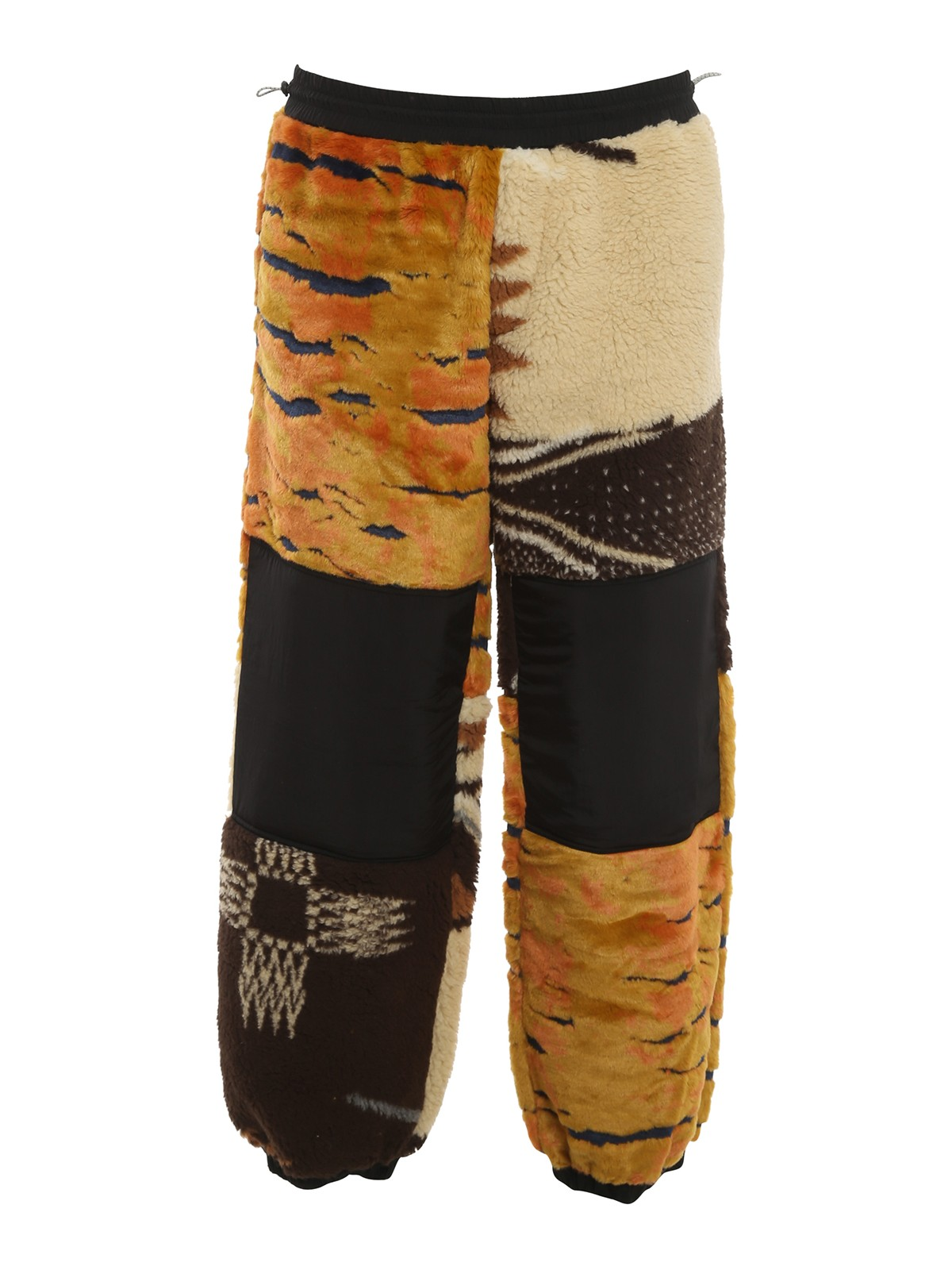 Picture of Aries | Patchwork Fleece Pant