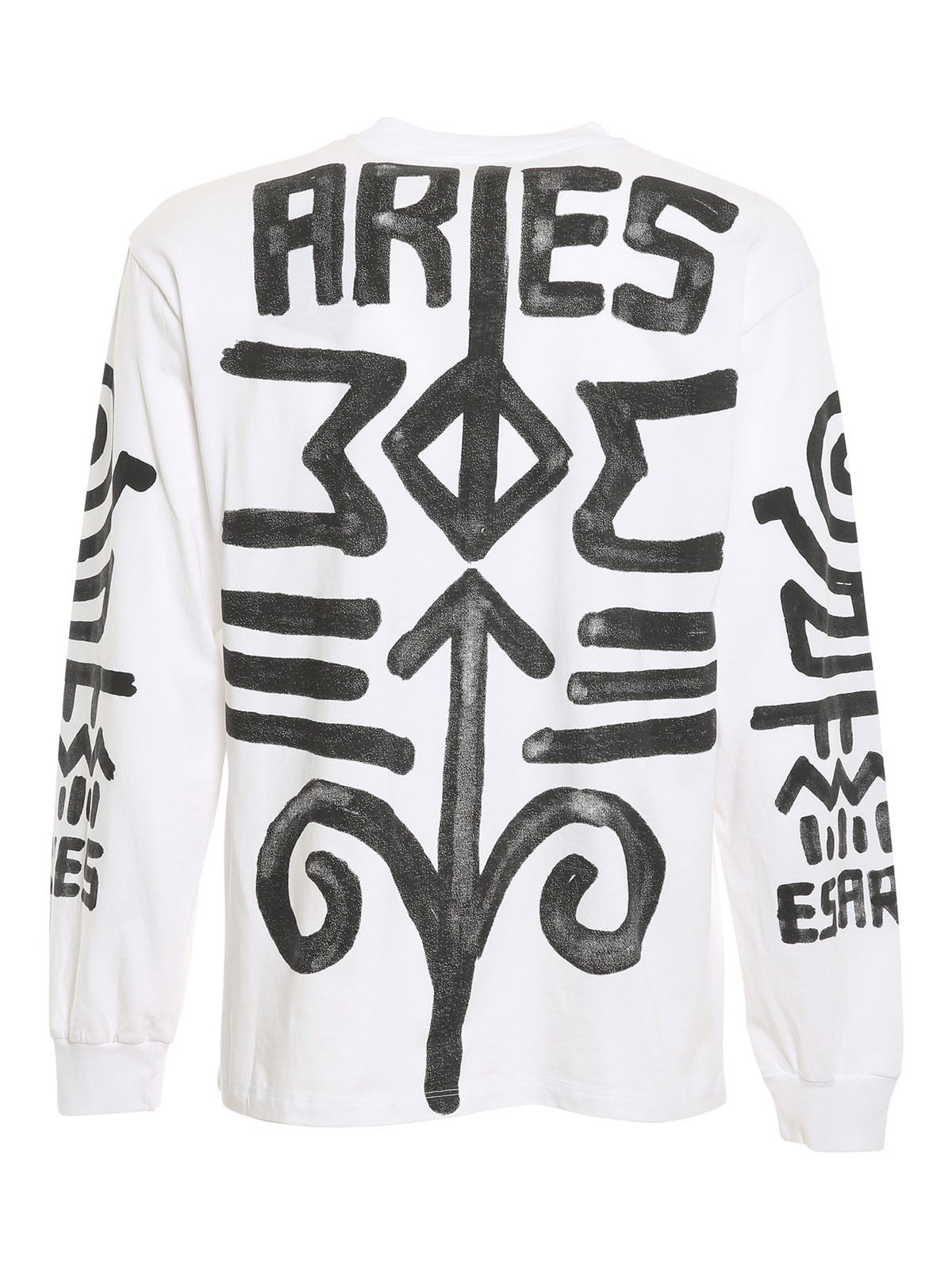 Picture of Aries | Bodypaint Ls Tee