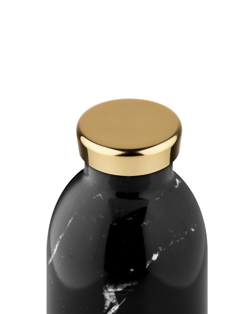 Picture of 24Bottles   Clima Bottle 050 Marble Black