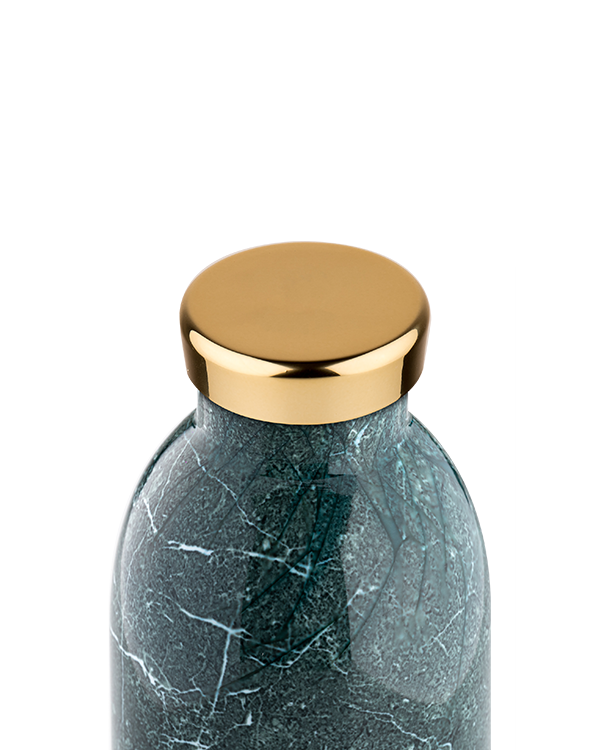 Picture of 24Bottles | Clima Bottle 050 Green Marble