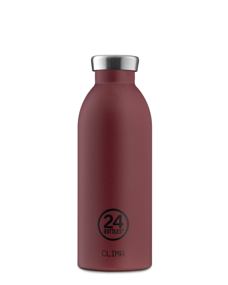 Picture of 24Bottles | Clima Bottle 050 Stone Country Red