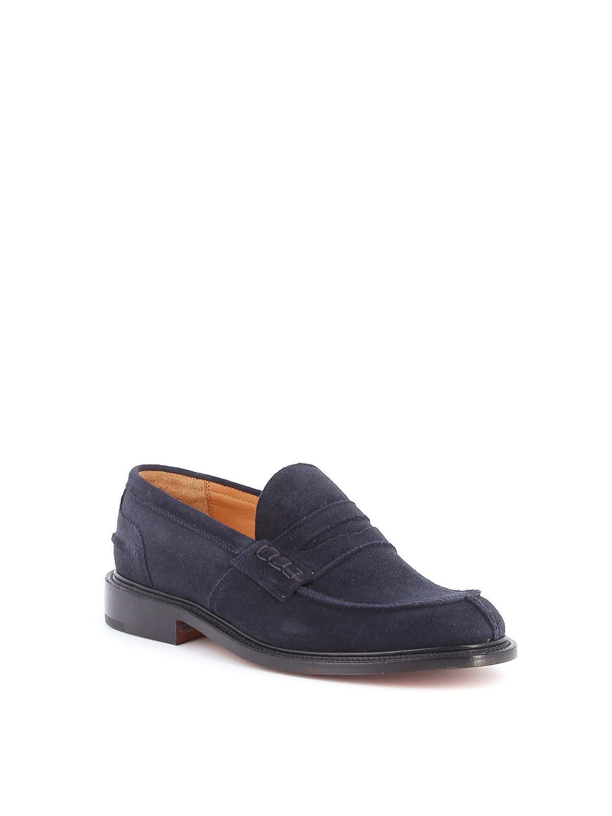Immagine di Trickers | James Penny Loafer Suede