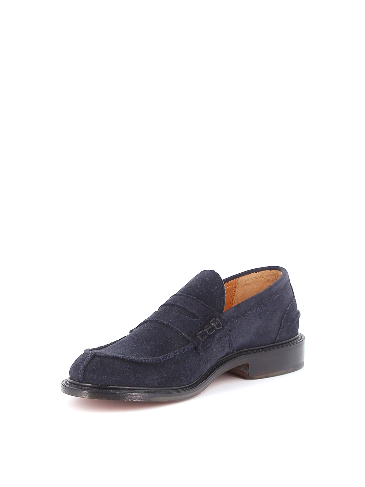 Picture of Trickers   James Penny Loafer Suede